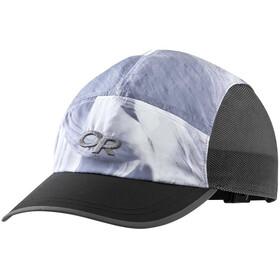 Outdoor Research Swift Printed - Accesorios para la cabeza - gris/blanco